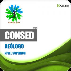 Apostila Concurso Público CONSED GO 2019 Geólogo