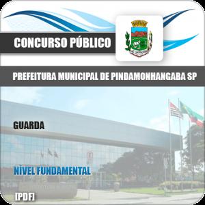 Apostila Pref Pindamonhangaba SP 2019 Guarda