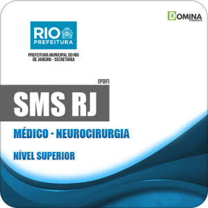 Apostila Concurso Público SMS RJ 2019 Médico Neurocirurgia