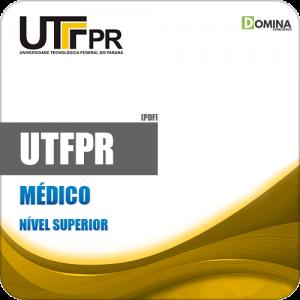 Apostila Concurso Público UFTPR 2019 Médico