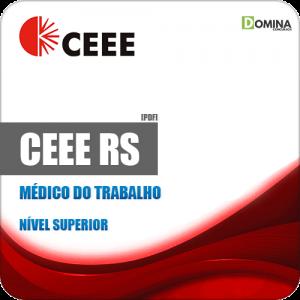 Apostila Concurso Público CEEE D RS 2019 Médico do Trabalho