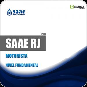 Apostila Concurso SAAE de Barra Mansa RJ 2019 Motorista