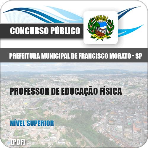 Apostila Pref Francisco Morato SP 2019 Professor Educação Física