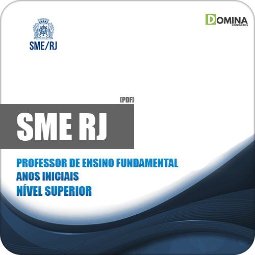 Apostila SME RJ 2019 Professor de Ensino Fundamental Anos Iniciais