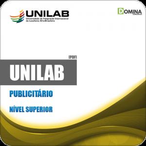 Apostila Concurso Público UNILAB 2019 Publicitário