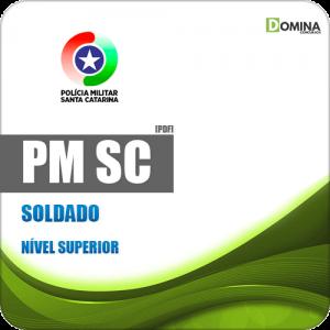 Apostila Concurso Público PM SC 2019 Soldado