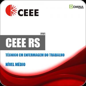 Apostila CEEE GT RS 2019 Técnico em Enfermagem do Trabalho