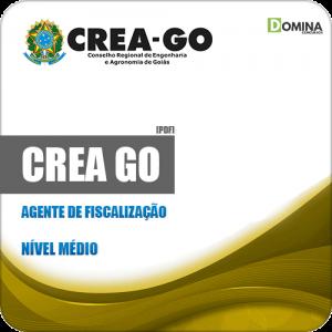 Apostila Concurso Público CREA GO 2019 Agente de Fiscalização