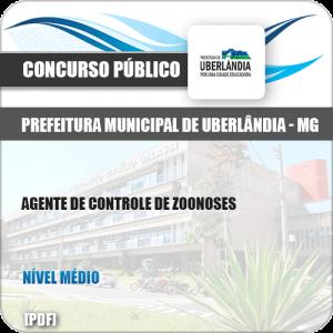 Apostila Pref Uberlândia MG 2019 Agente de Controle de Zoonoses