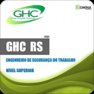 Apostila GHC RS 2019 Engenheiro de Segurança do Trabalho