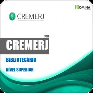 Apostila Concurso Público CREMERJ 2019 Bibliotecário