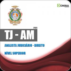 Apostila Concurso TJ AM 2019 Analista Judiciário Direito
