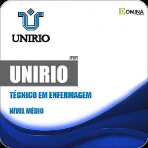 Apostila Concurso UniRio 2019 Técnico em Enfermagem