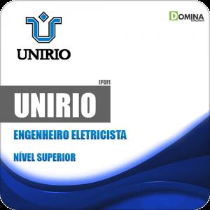 Apostila Concurso Público UniRio 2019 Engenheiro Eletricista