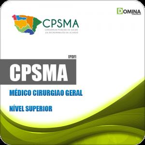 Apostila Concurso Público CPSMA CE 2019 Médico Cirurgião Geral