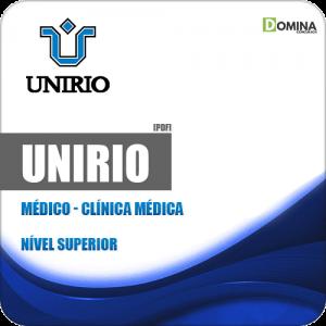 Apostila Concurso Público UniRio 2019 Médico Clínica Médica