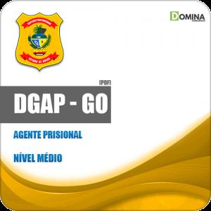 Apostila Concurso Público DGAP GO 2019 Agente Prisional