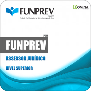 Apostila Concurso FUNPREV Turvo PR 2019 Assessor Jurídico