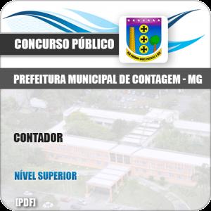 Apostila Concurso Público Pref Contagem MG 2019 Contador