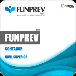Apostila Concurso FUNPREV Turvo PR 2019 Contador
