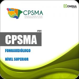Apostila Concurso Público CPSMA CE 2019 Fonoaudiólogo
