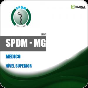 Apostila Concurso Público SPDM Uberlândia MG 2019 Médico