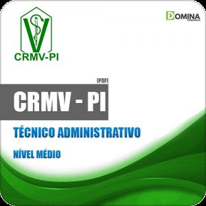 Apostila Concurso CRMV PI 2019 Técnico Administrativo
