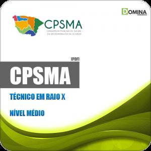 Apostila Concurso Público CPSMA CE 2019 Técnico em Raio X
