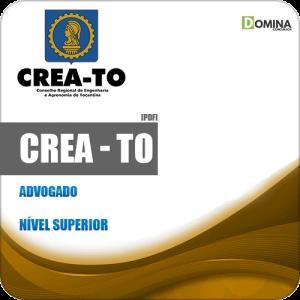 Apostila Concurso Público CREA TO 2019 Advogado