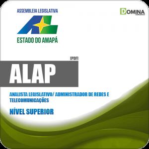 Apostila ALAP 2019 Administrador de Redes e Telecomunicações