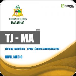 Apostila TJ MA 2019 Técnico Judiciário Técnico Administrativo