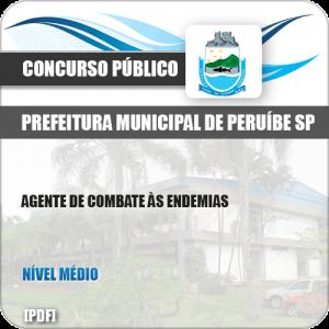Apostila Pref de Peruíbe SP 2019 Agente Combate às Endemias