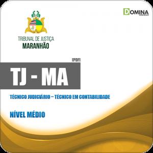 Apostila TJ MA 2019 Técnico Judiciário Técnico em Contabilidade