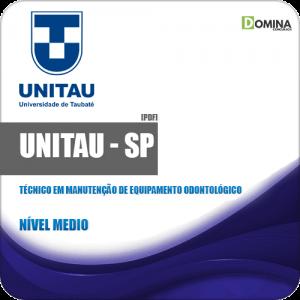 Apostila UNITAU SP 2019 Técnico Equipamento Odontológico