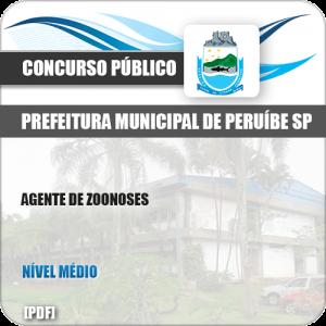 Apostila Concurso Pref de Peruíbe SP 2019 Agente de Zoonoses