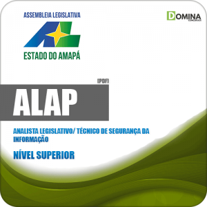 Apostila ALAP 2019 Técnico de Segurança da Informação