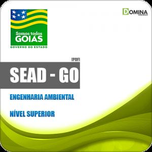 Apostila Concurso Público SEAD GO 2019 Engenharia Ambiental