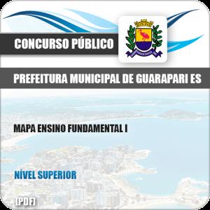 Apostila Pref de Guarapari ES 2019 MAPA Ensino Fundamental I