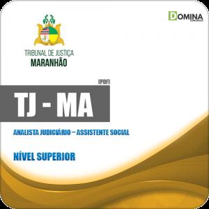 Apostila Concurso TJ MA 2019 Analista Judiciário Assistente Social
