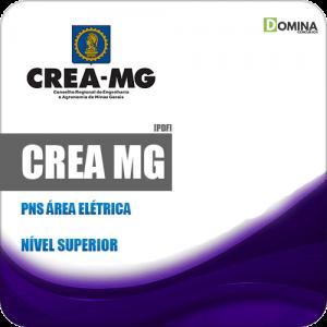 Apostila Concurso Público CREA MG 2019 PNS Área Elétrica