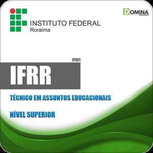 Apostila Concurso IFRR 2019 Técnico em Assuntos Educacionais