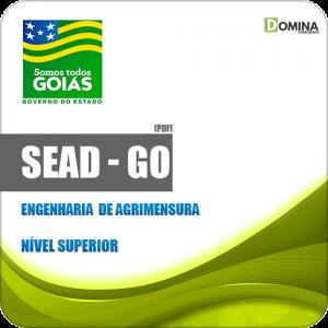 Apostila Concurso SEAD GO 2019 Engenharia de Agrimensura