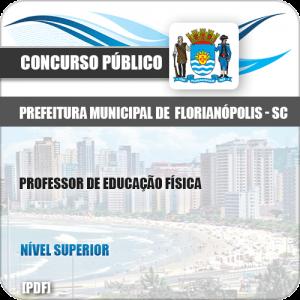 Apostila Pref Florianópolis SC 2019 Professor de Educação Física