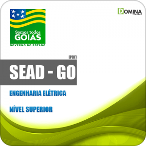 Apostila Concurso SEAD GO 2019 Engenharia Elétrica