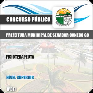 Apostila Concurso Pref Senador Canedo GO 2019 Fisioterapeuta