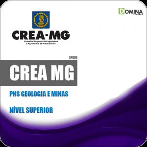 Apostila Concurso CREA MG 2019 PNS Geologia e Minas