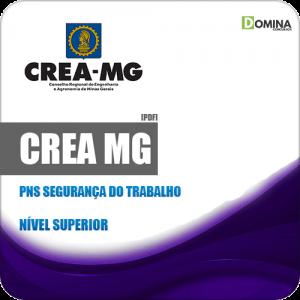Apostila Concurso CREA MG 2019 PNS Segurança do Trabalho