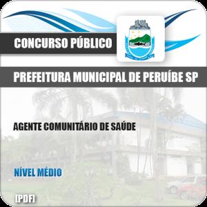 Apostila Pref de Peruíbe SP 2019 Agente Comunitário Saúde