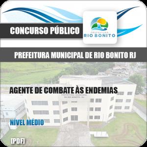 Apostila Pref Rio Bonito RJ 2019 Agente de Combate às Endemias
