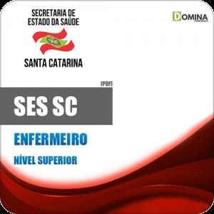 Apostila Concurso Público SES SC 2019 Enfermeiro
